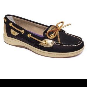 Sperry Angelfish boat shoe. Like new. Sz 9